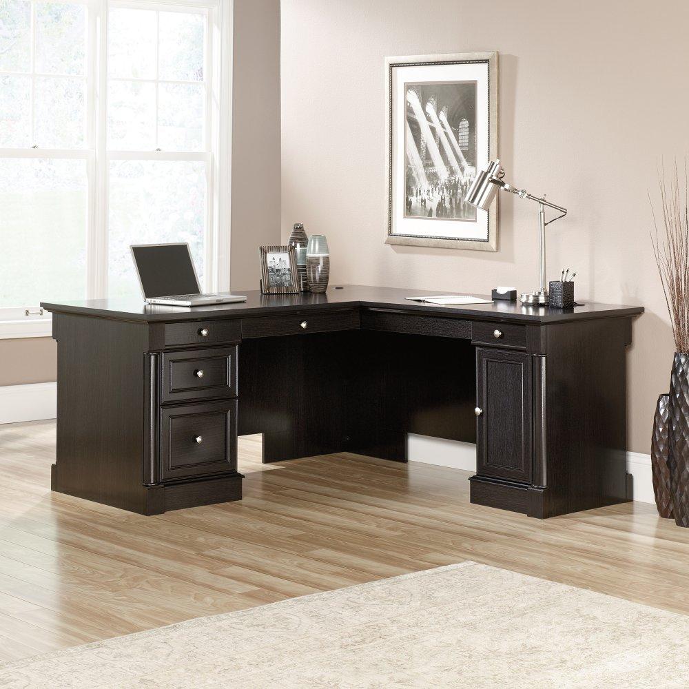 417714sauder l shaped desk westco home furnishings rh westcohomefurnishings com sauder l shaped desk cherry sauder l shaped desk instructions