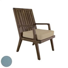 Teak Arm Chair Cushion