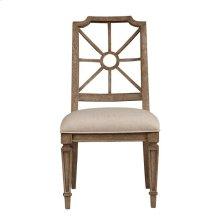 Wethersfield Estate-Side Chair in Brimfield Oak