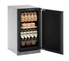 """2000 Series 18"""" Solid Door Refrigerator With Integrated Solid Finish and Field Reversible Door Swing Product Image"""
