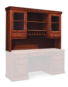 Colburn Hutch Top for Desk or Credenza, 73""