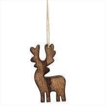 Deer Ornament.