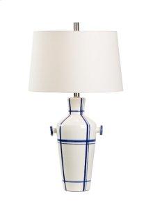 Positano Lamp - Cobalt