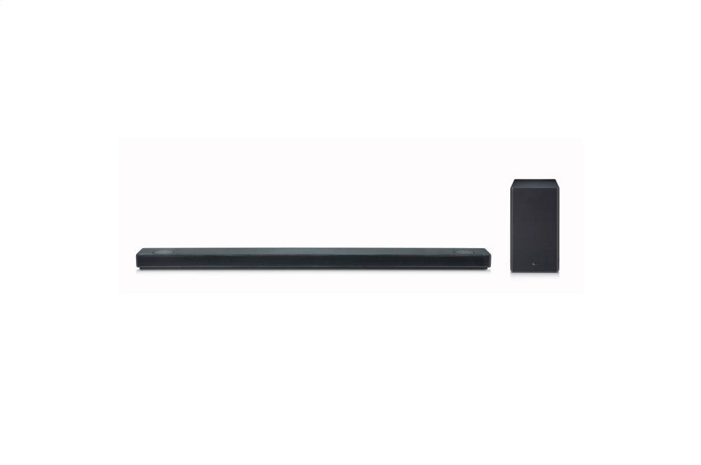 SK10Y LG Appliances 5 1 2 ch High Res Audio Sound Bar w