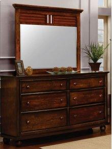 CF-1100 Bedroom - Dresser & Mirror - Sunset Trading