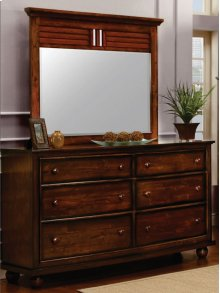CF-1100 Bedroom - Dresser & Mirror - Sunset Trading