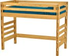Twin Loft Bed, extra-long Product Image