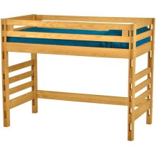 Crate Queen Loft Bed
