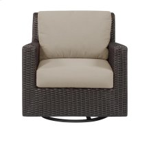 Metro II - Swivel Glider Lounge Chair Sunbrella