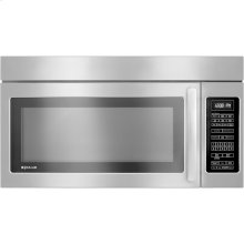 "Over-the-Range Microwave Oven with Convection, 30"", Euro-Style Stainless Handle"