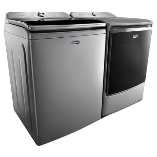 "Maytag® Top Load Large Capacity Agitator Washer "" 6.0 cu. ft. - Metallic Slate"