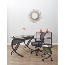 Horizon L-shaped Computer Desk