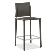Stallo Counter Stool Charcoal