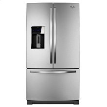 36-inch Wide French Door Refrigerator with CoolVox Kitchen Sound System - 27 cu. ft.