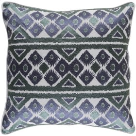 "Morowa MRW-003 20"" x 20"" Pillow Shell with Polyester Insert"