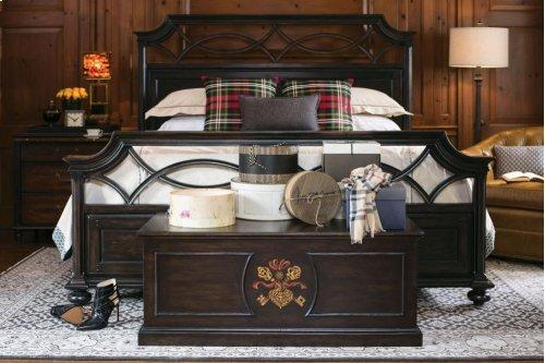 Britain Brighthampton Bed (Cal. King)
