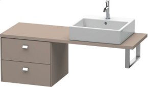 Brioso Low Cabinet For Console Compact