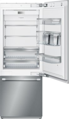 30 inch Built in 2 Door Bottom Freezer T30IB900SP