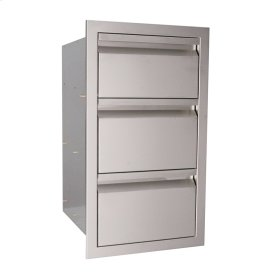 Double Drawer w/ Paper Towel Holder - VTHC1