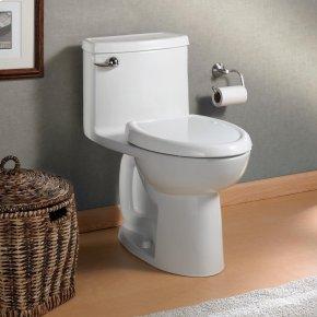 Cadet 3 FloWise One-Piece Toilet - 1.28 GPF - Black