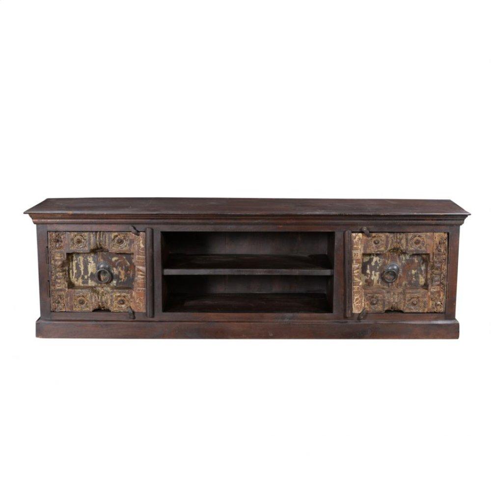 Old Door Plasma Cabinet J