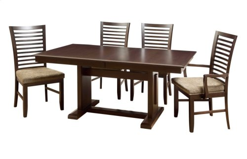 "45/68-2-12"" Trestle Table"