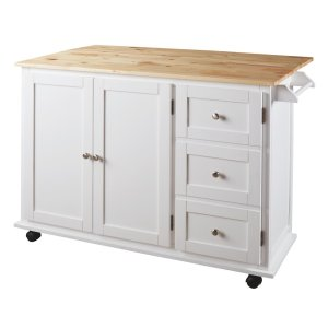 Ashley FurnitureSIGNATURE DESIGN BY ASHLEYWithurst Kitchen Cart