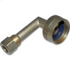 """3/4"""" X 3/8"""" Elbow Hose Fitting"""