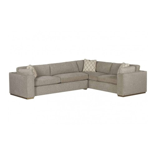WoodWright Meyer Sectional