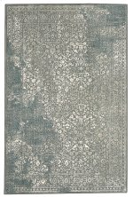 Ayr Willow Grey Rectangle 5ft 3in x 7ft 10in