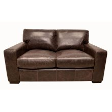 Wow Chocolate Loveseat