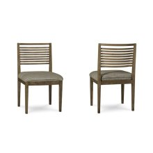 Epicenters Williamsburg Slat-Back Side Chair