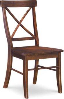 X-back Chair Espresso