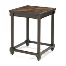 Sequence Chairside Table