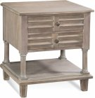 Chesapeake Two Drawer Nightstand Product Image