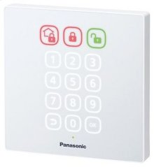 Access Keypad for Panasonic Home Monitoring System
