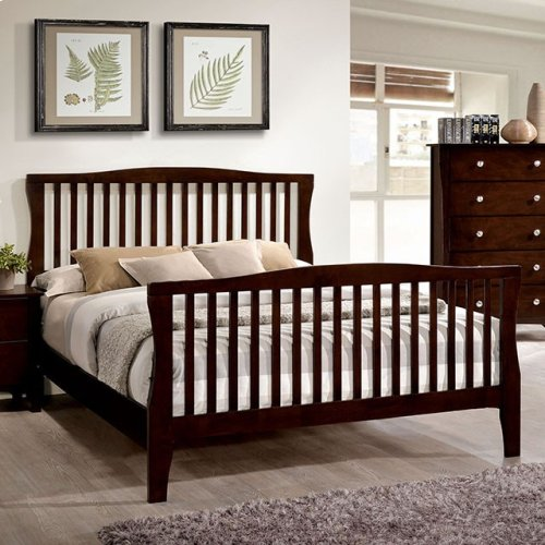 California King-Size Riggins Bed