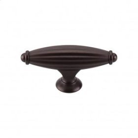 Tuscany Small T-Handle 2 5/8 Inch - Oil Rubbed Bronze