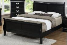 LP Black Twin Bed