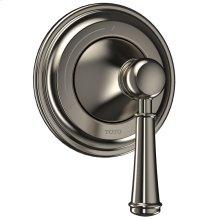 Vivian™ Two-way Diverter Trim - Lever Handle - Brushed Nickel
