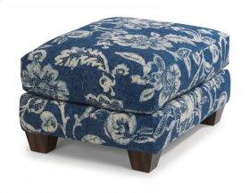 Fortuna Fabric Ottoman