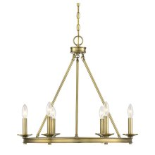 Middleton 6 Light Chandelier