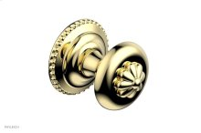 MARVELLE Cabinet Knob 162-90 - Polished Brass