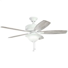 """Terra Select Collection 52"""" Terra Select Ceiling Fan MWH"""