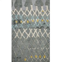 Grey / Multi Rug