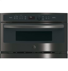 GE Profile™ Series 27 in. Single Wall Oven Advantium® Technology