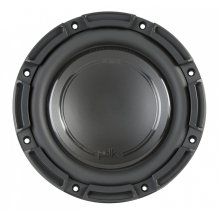 "DB+ Series 8"" Dual Voice Coil Subwoofer with Marine Certification in Black"