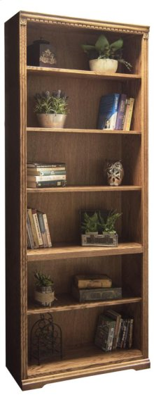 """Scottsdale 84"""" Bookcase"""