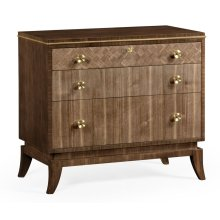 Mid-Century Bedside Chest of Drawers