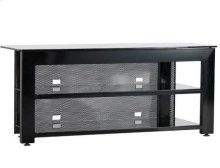 Widescreen TV/AV Stand Rigid strength and contemporary design in an affordable package - Black